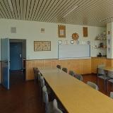 Unser Aufenthalts- und Unterrichtsraum