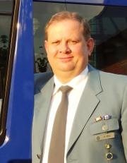 Der Ortsbeauftragte Gerold Wulf